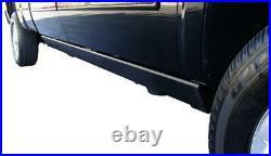 Running Board Fits 2011-2014 Chevrolet Silverado 2500 HD LT DIESEL Crew Cab Pic