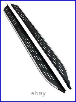 Running Board Fits for Chevy Traverse 2018-2022 Side Step Nerf Bar Side Pedal