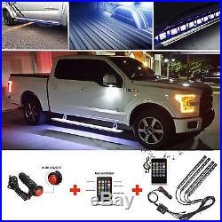 Running Board Side Step LED Light kit, Chevy Dodge GMC Ford Trucks Reduced 30%