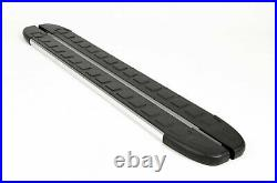 Running Board Side Step Nerf Bar for CHEVROLET TRAX