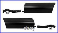 Short bed running board panel for 47-53 Chevrolet Pickup Truck CK GMC PAIR