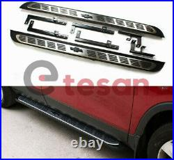Side Step Running Board Nerf Bar Fit for Chevrolet Chevy Holden TRAX 2013-2020