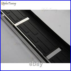 Side Steps Fit for Chevrolet Trax 2013-2019 Running Boards Iboard Nerf Bar 2pcs