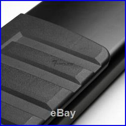 Topline For 2015-2019 Chevy Tahoe/GMC Yukon 6 Aluminum Running Boards Black