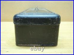 Vintage Antique Car Model T Running Board Tool Box Chevrolet Dodge Ford Chrysler
