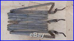Vintage RUNNING BOARD EXTENDABLE LUGGAGE RACK T A Ford chevy dodge buick hudson