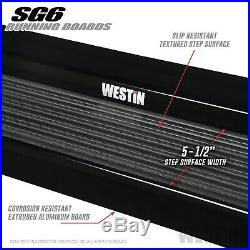 Westin 27-64725 SG6 Running Boards