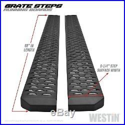 Westin 27-74715 Grate Steps Running Boards