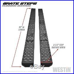 Westin 27-74745 Grate Steps Running Boards