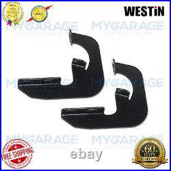 Westin For Chevy Colorado 2004-2012 Running Boards Mounting Brackets 27-1595