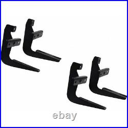 Westin For Chevy Silverado Classic 1500/2500LD 1999-2007 Running Board Mount Kit