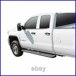 Westin For Molded Running Boards 6 Wide Black Chevrolet, Ford, GMC 27-0020